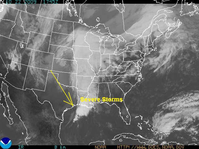 National Satellite, Image: NOAA
