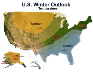 El Nino Climate Outlook 2, Image: NOAA