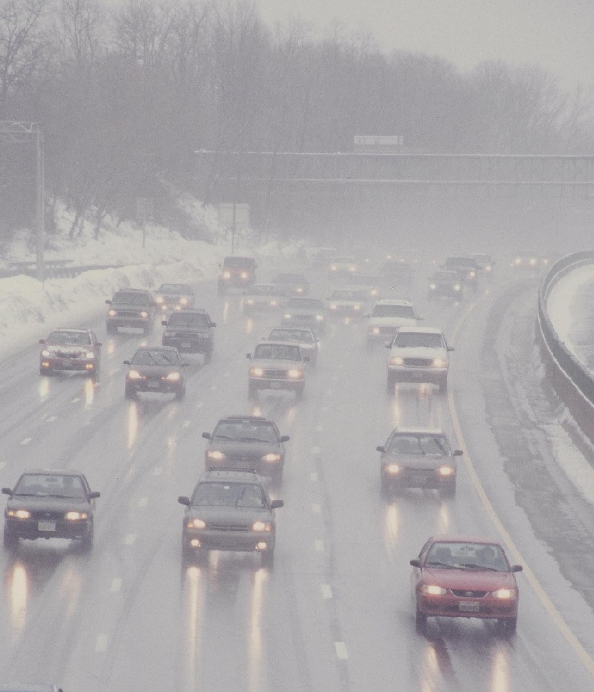 Winter Storms, Beltway, Image: NOAA