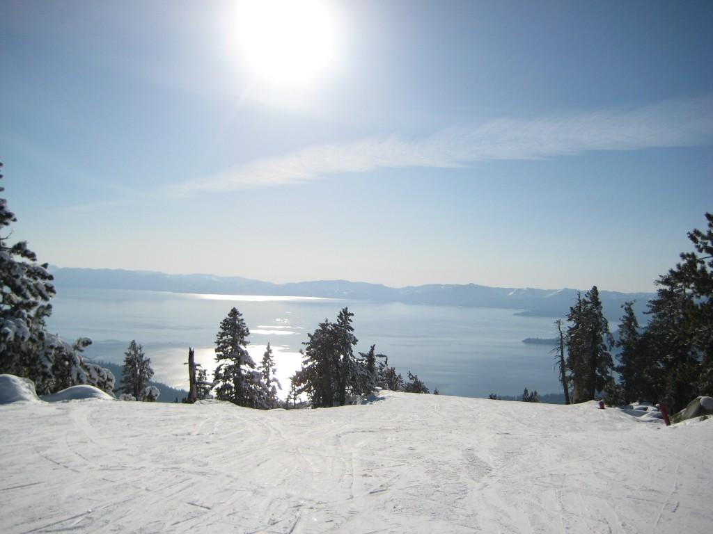 Diamon Peak Resort, Lake Tahoe, Nevada