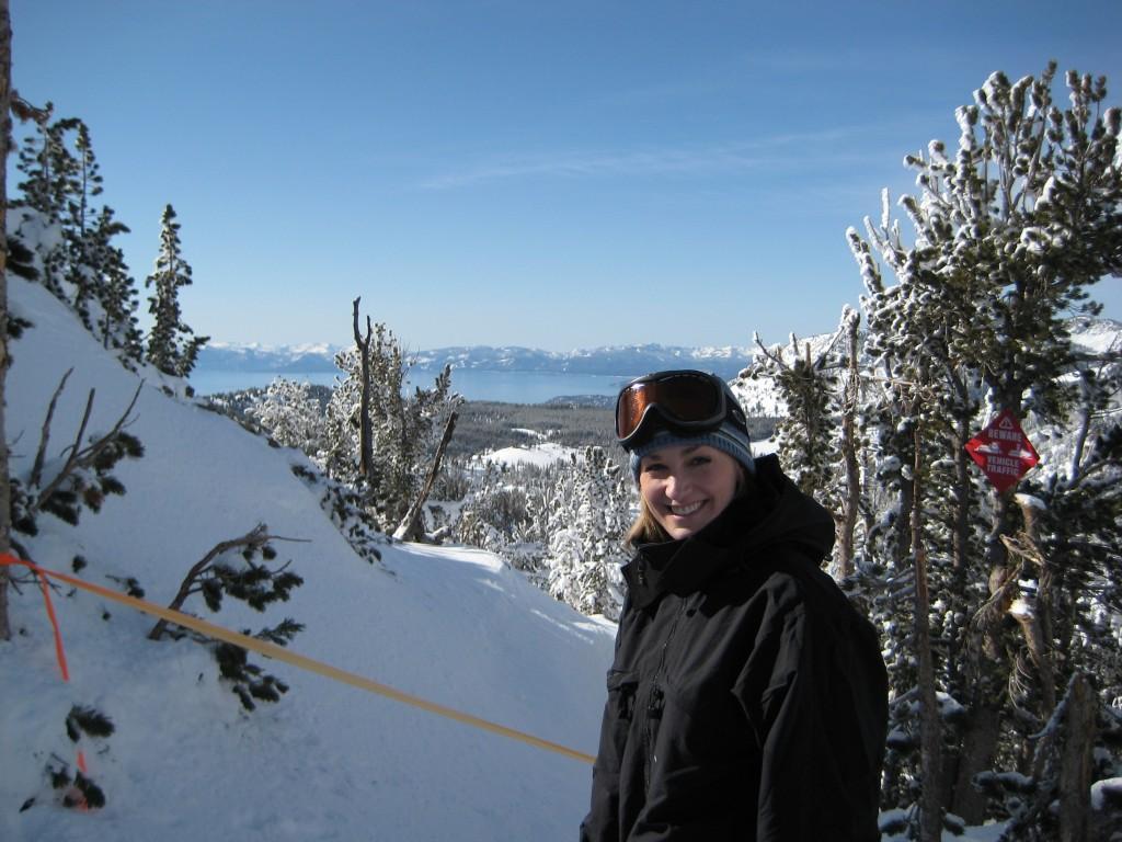 Diamond Peak Resort, Lake Tahoe, Nevada
