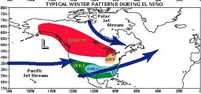 Average El Nino Winter