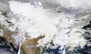 February 2011 Blizzard